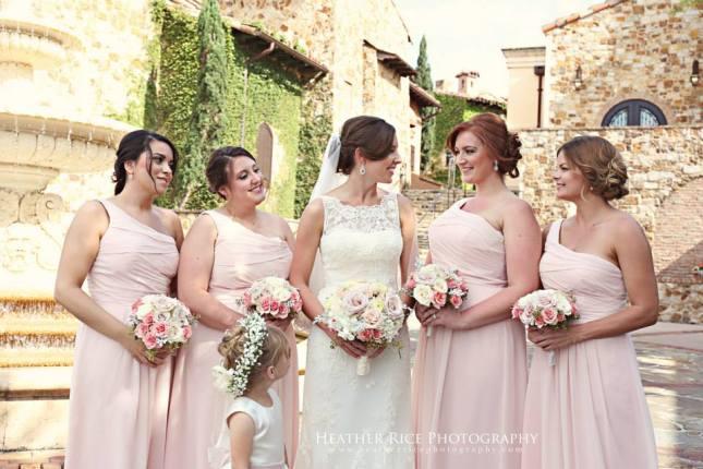 HeatherRice_BellaCollina_Nikki and Matt bridal party