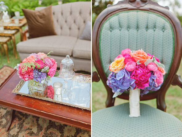 Stetson Mansion, Fairytale Shoot, Garden, Andi Mans Photography, Lee James Floral Designs